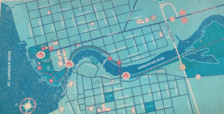 Maple City Trail Map