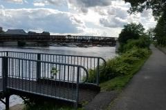 Foot Bridge view