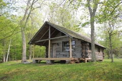 Primitive cabin for rental