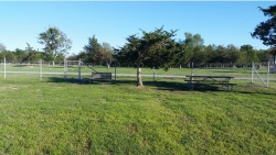 Small dog park at Wehle